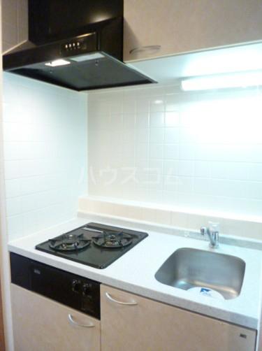 スカイコート駒沢大学 802号室のキッチン