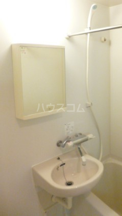 スカイコート駒沢大学 802号室の洗面所