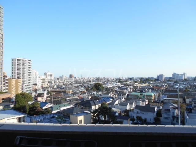 スカイコート駒沢大学 802号室の景色