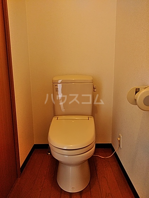 シティハイツSK 202号室のトイレ
