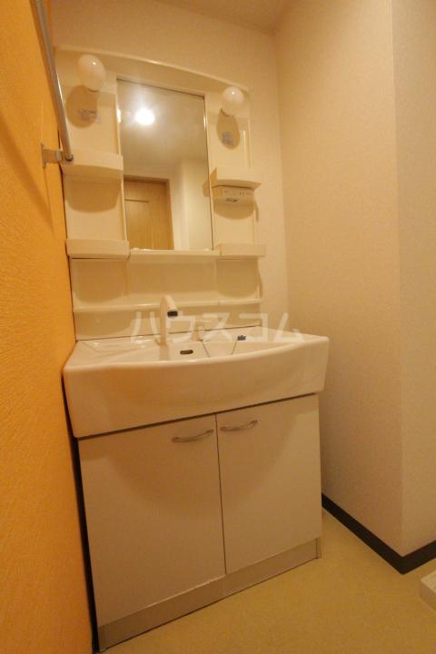 レジデンスウインド山の手 201号室の洗面所