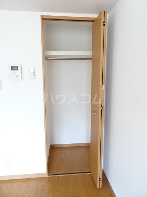 ミッドスクエア豊田 301号室の収納