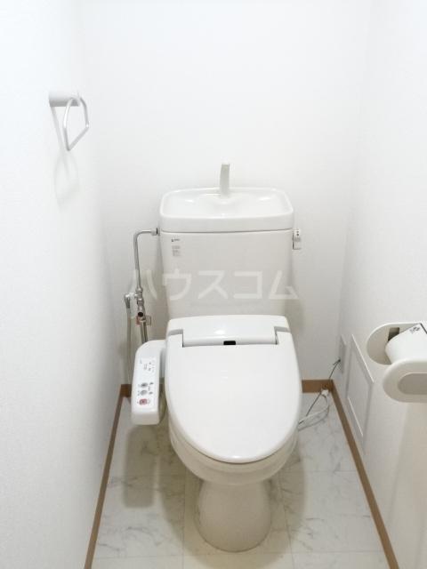 ミッドスクエア豊田 301号室のトイレ