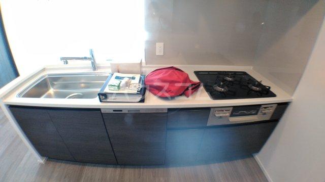 津田沼ザ・タワー 3906号室のキッチン