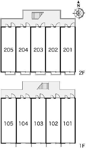 レオパレスコンフォート吉良 203号室のその他