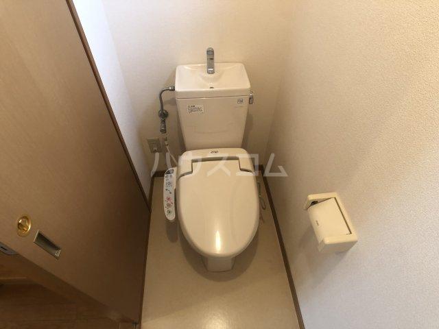 ボ・ナール的場 Bのトイレ