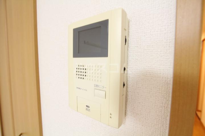 ダイアモンド エフ 01090号室のセキュリティ