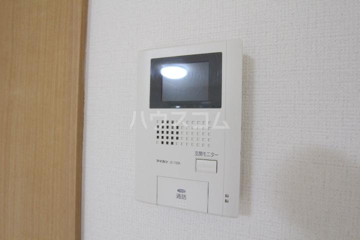グランシャリオ花本 206号室のセキュリティ