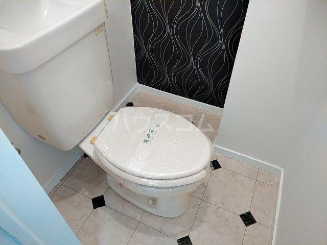 コスモス前原 105号室の洗面所