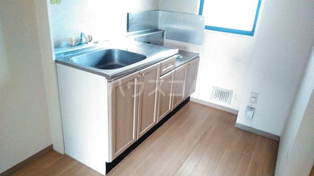 シドニーB 205号室のキッチン