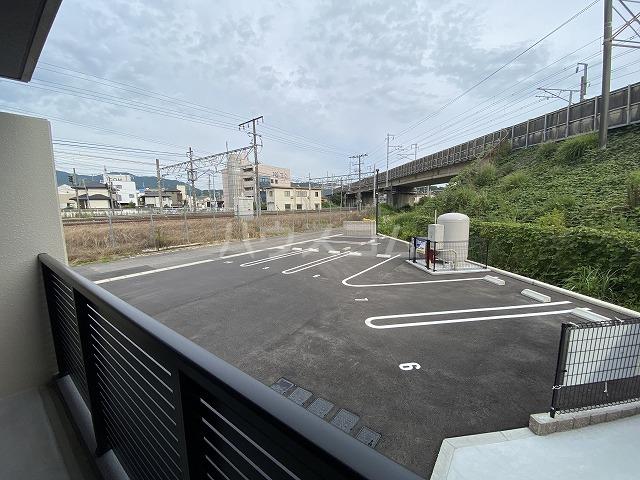 レジデンス幸田駅前 101号室の景色