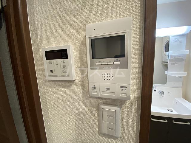 レジデンス幸田駅前 101号室のセキュリティ