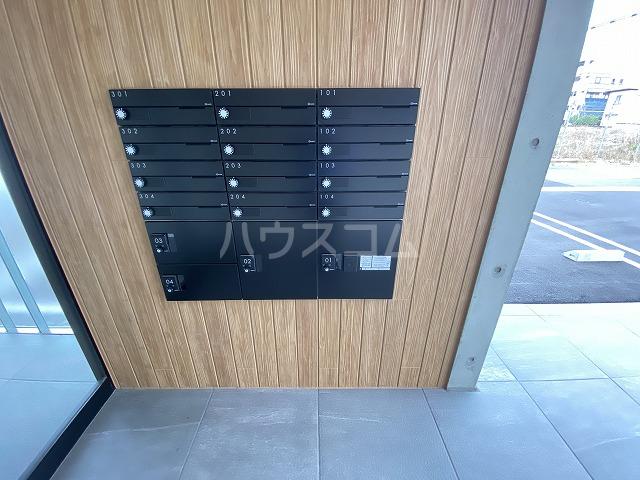 レジデンス幸田駅前 101号室のその他共有
