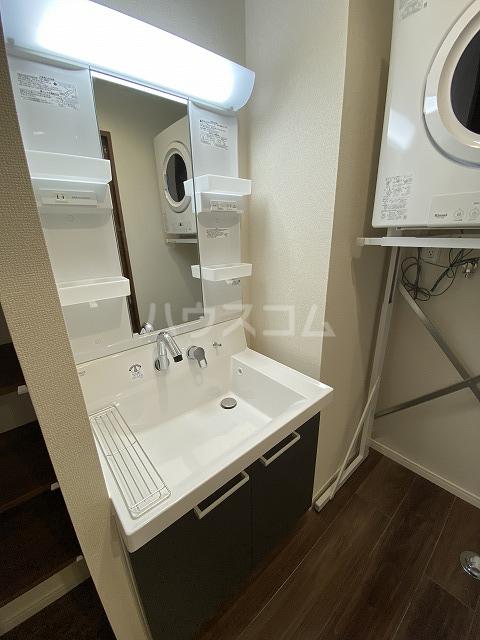 レジデンス幸田駅前 101号室の洗面所