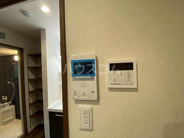 レジデンス幸田駅前 104号室のセキュリティ