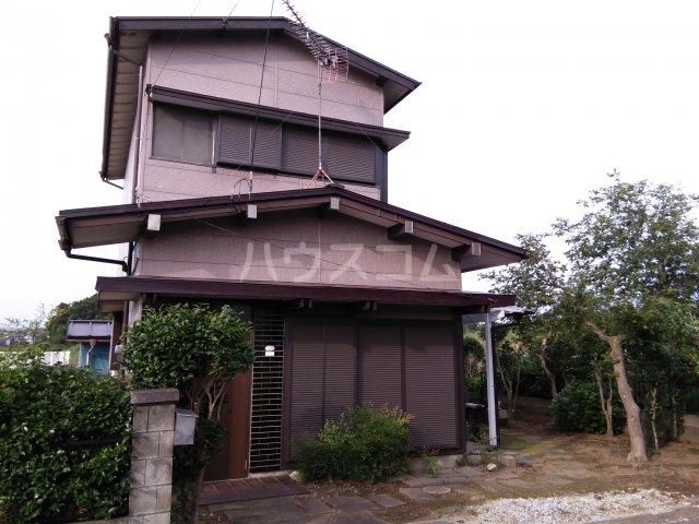 臼井田栗山邸の外観