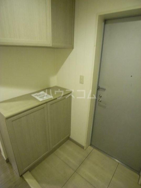 Iida Annex V 303号室の玄関