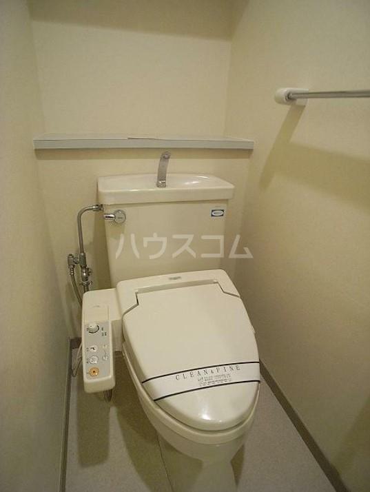 Iida Annex V 303号室のトイレ