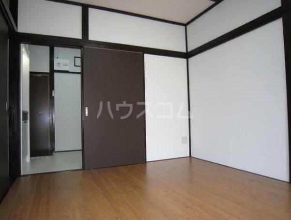 第二早川コーポ 222号室のベッドルーム
