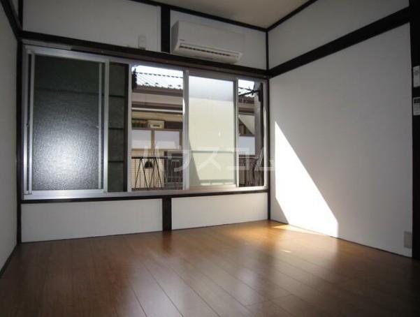 第二早川コーポ 222号室の景色