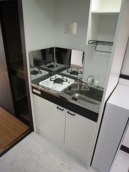 第二早川コーポ 222号室のキッチン