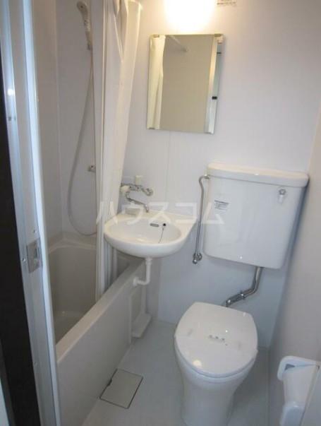 第二早川コーポ 222号室の風呂