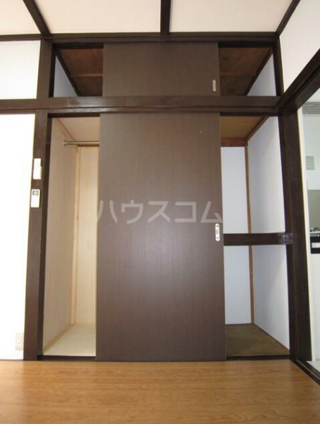 第二早川コーポ 222号室の収納