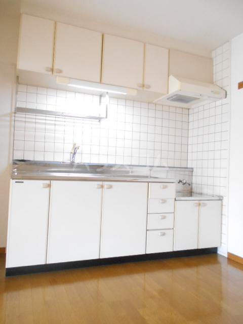 バンブール32 101号室のキッチン