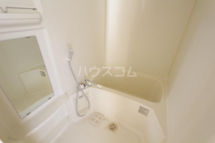 すまいる築山Ⅱ 208号室の風呂