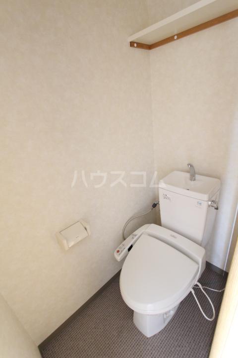 すまいる築山Ⅱ 208号室のトイレ