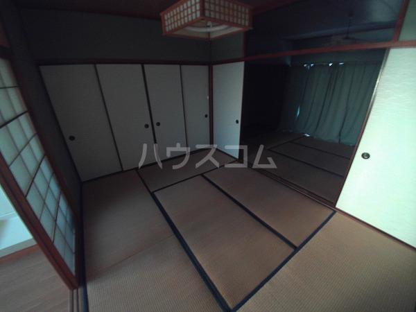 コーポウチダ C号室の居室
