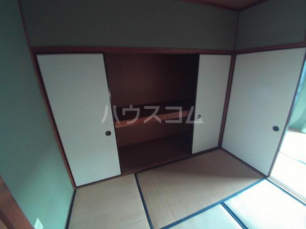コーポウチダ C号室の収納