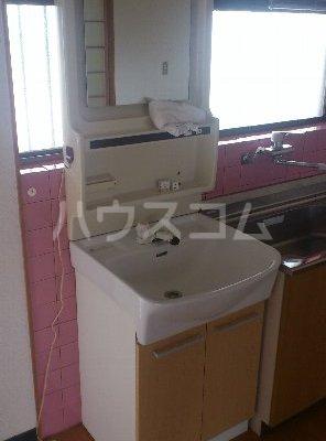 和宏コーポ 1-1号室の洗面所