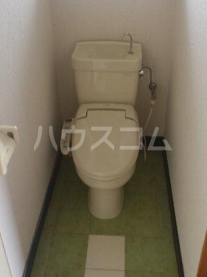和宏コーポ 1-1号室のトイレ