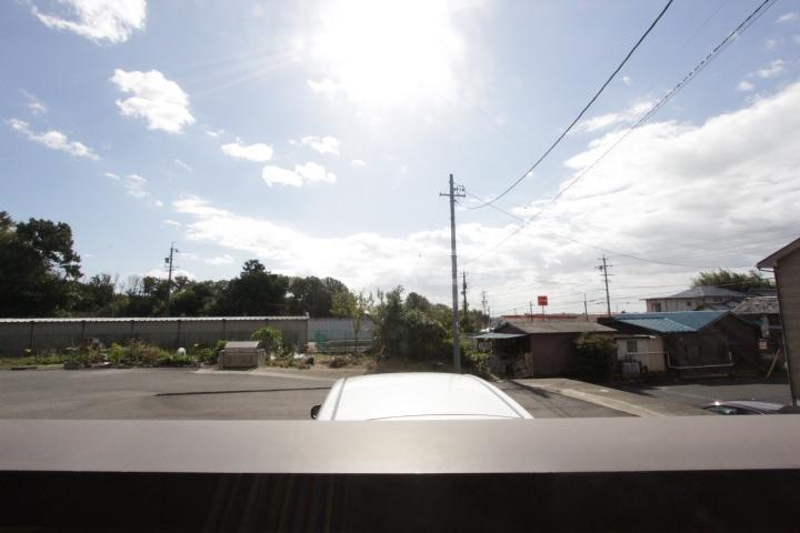 グランサーパスの景色