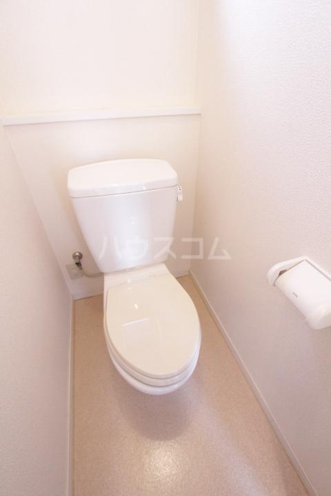 グランサーパスのトイレ