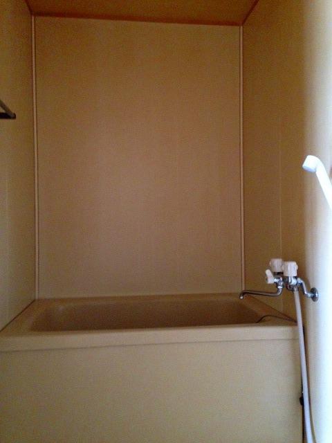 フラットK 203号室の風呂