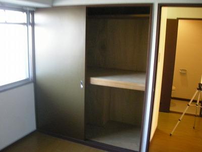 サンシャインシティ 306号室の収納