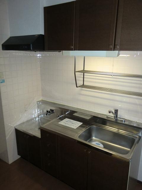 サンシャインシティ 306号室のキッチン