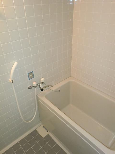 サンシャインシティ 306号室の風呂