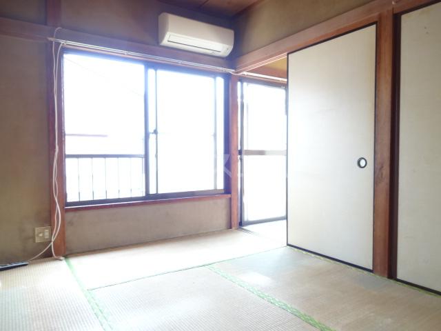 コーポフジ 202号室の居室