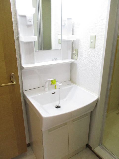 ヴィーナスハイツAB A202号室の洗面所