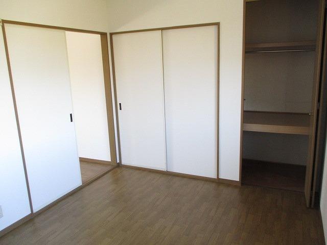 ヴィーナスハイツAB A202号室のベッドルーム