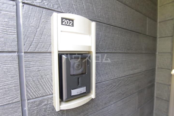 アンソレイユ市木 02020号室のセキュリティ