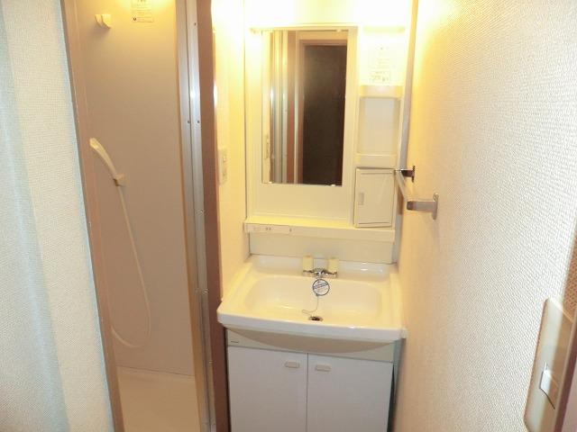 昭和レジデンス4 402号室の洗面所
