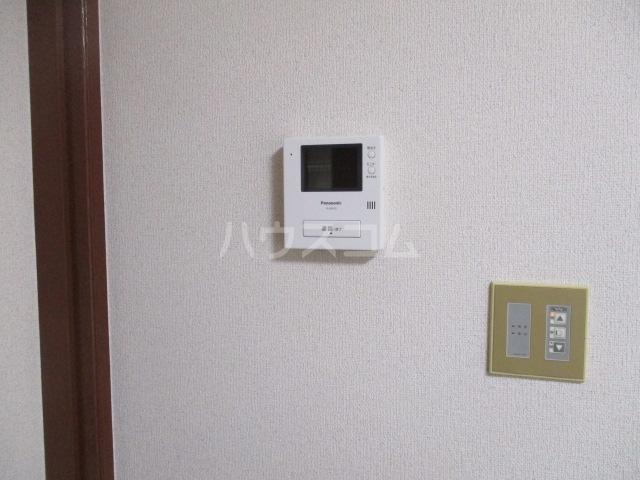 ウイング祖師谷 205号室のセキュリティ