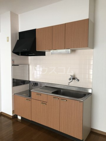クオーレ 103号室のキッチン