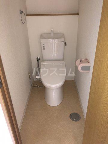 クオーレ 103号室のトイレ