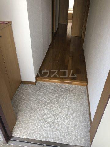 クオーレ 103号室の玄関