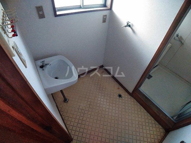 コーポ堂前 101号室のトイレ